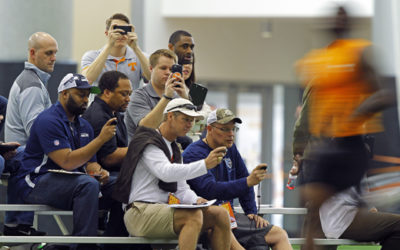 The life of an NFL area scout
